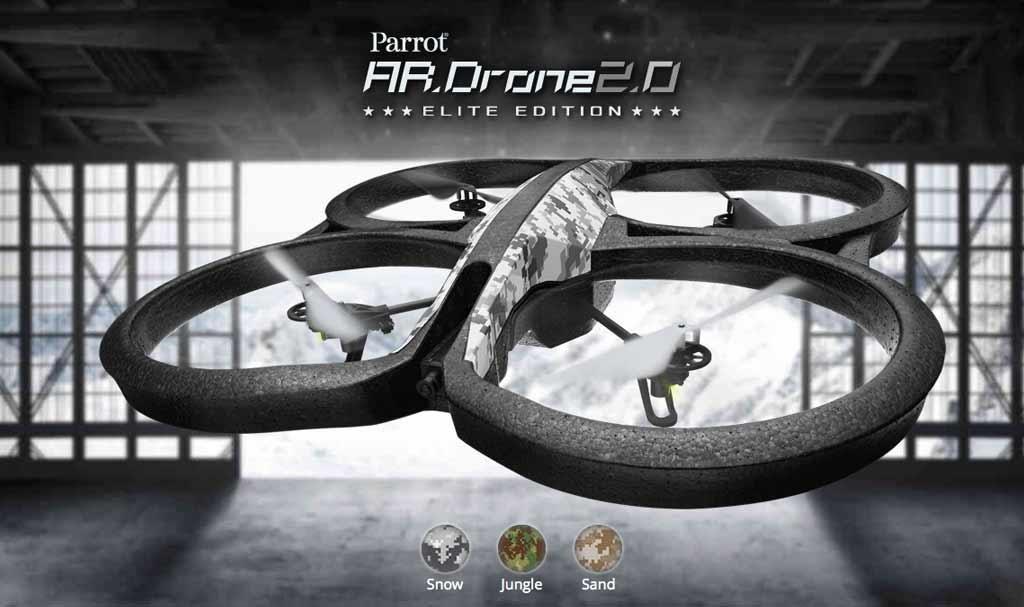 Parrot-Ar-drone