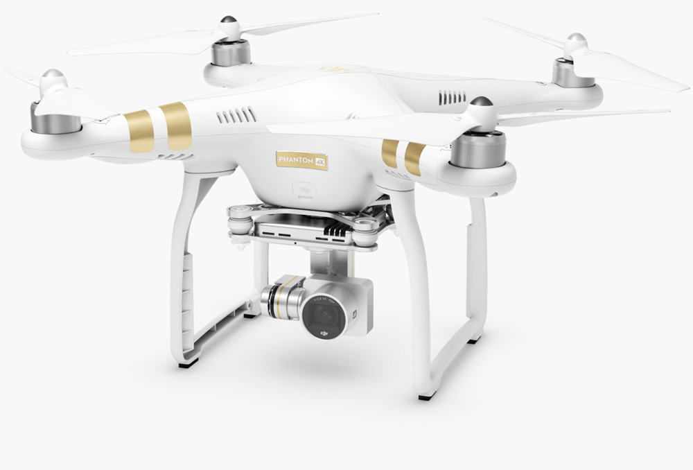 Phantom 3 4K available on the market. Best drones under $1,000