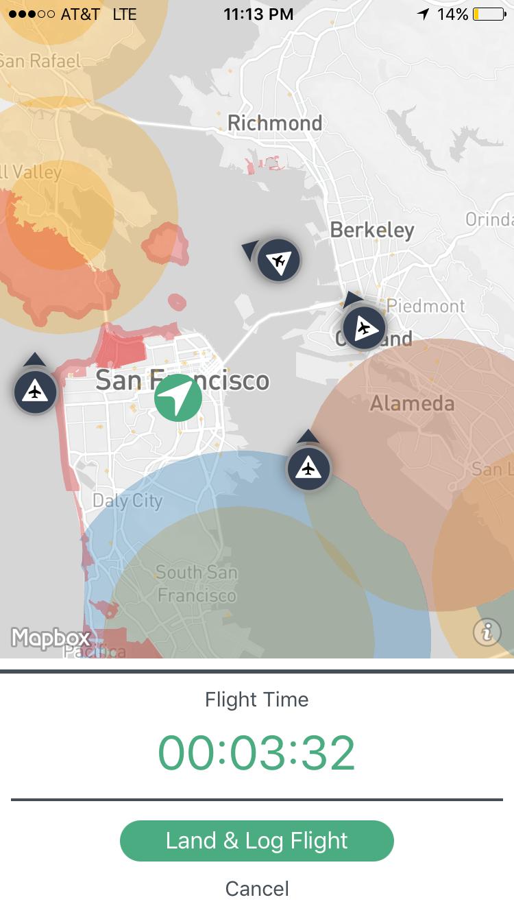 Drone App Takes Flight at Kittyhawk