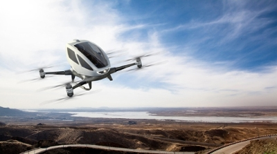 Five Future Uses for Drone Technology