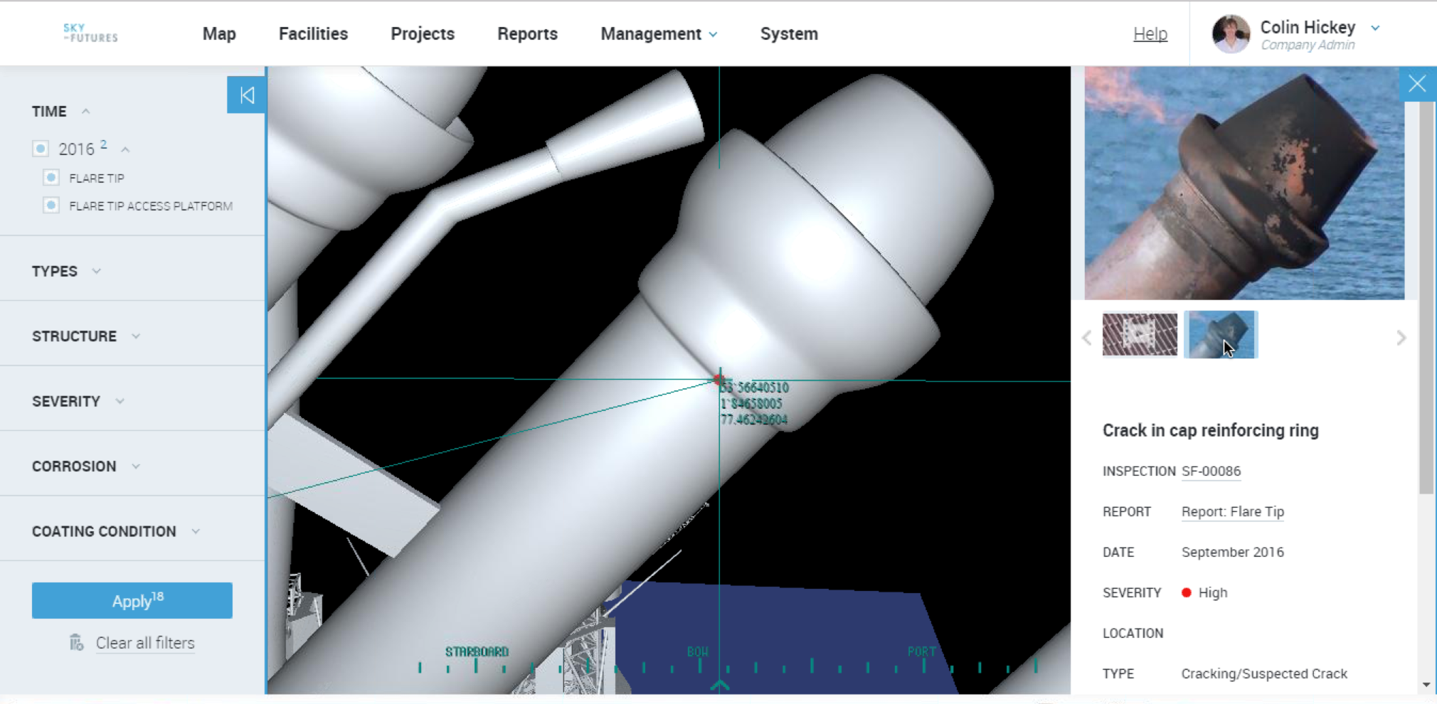 Is Sky-Futures Expanse Drone Inspection Software Good for Al…