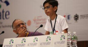 14 YO Gujarati Boy Lands Gov Deal to Produce Land Mine Detec…