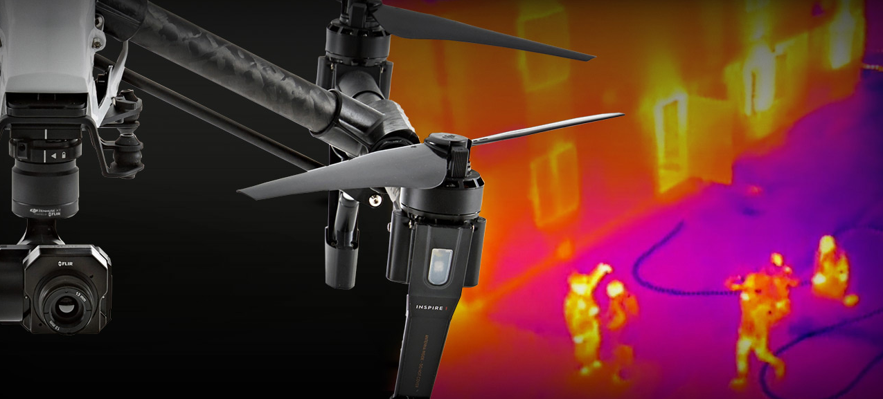 How to use a drone for aerial thermography | Drone for