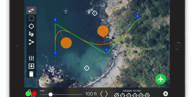 The Best Apps for Your Phantom Drone