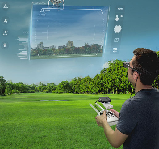 Epson Brings New AR for Drones and Developers to CES 2017