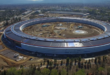 Drone Photography Tracks Progress of Apple Campus Constructi…