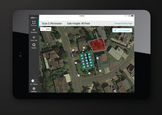 Loveland Innovations Partners with DJI to Deliver Drone Solu…