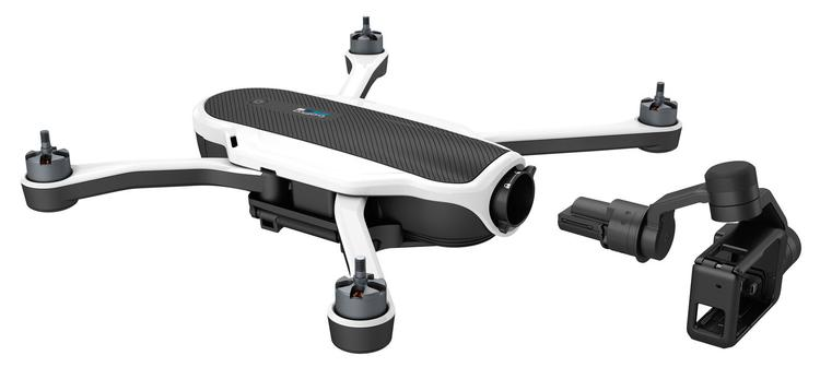 karma relaunch consumer drone industry