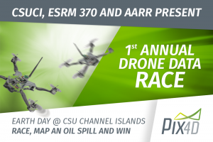 Get Ready – It's the Drone Data Race!