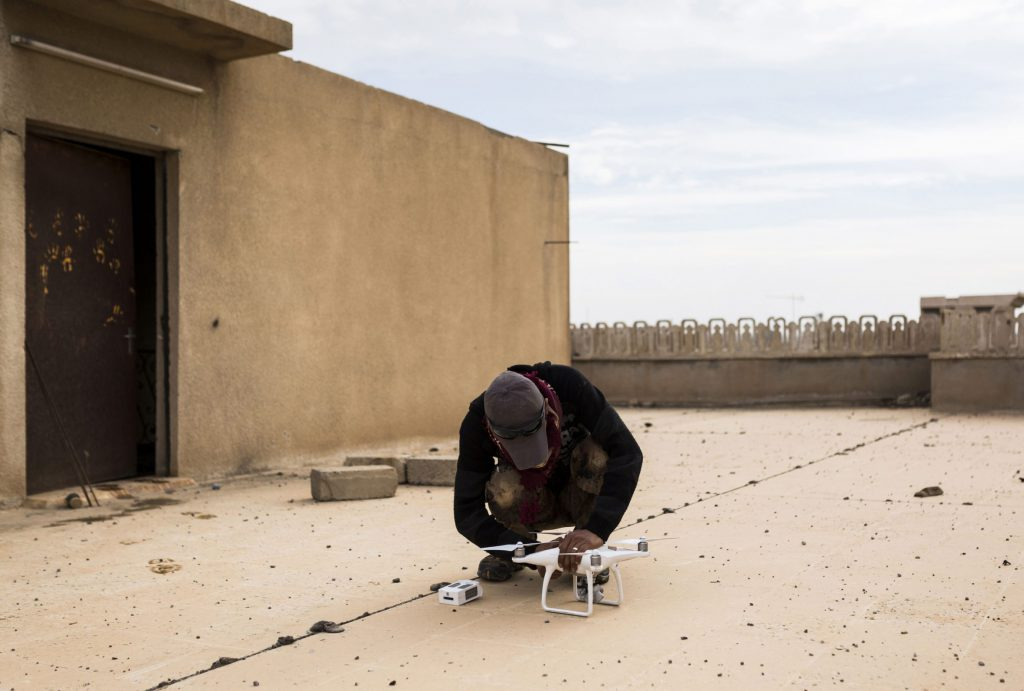 ISIS DJI Drone
