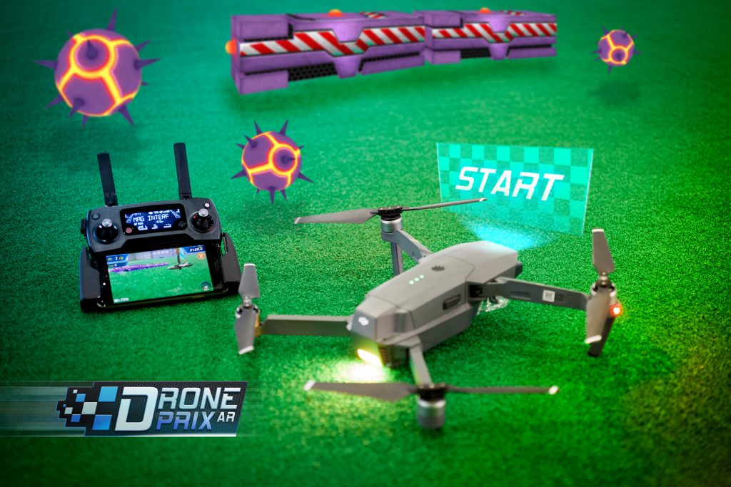 Edgybees Launches Drone Prix Augmented Reality Game for DJI …