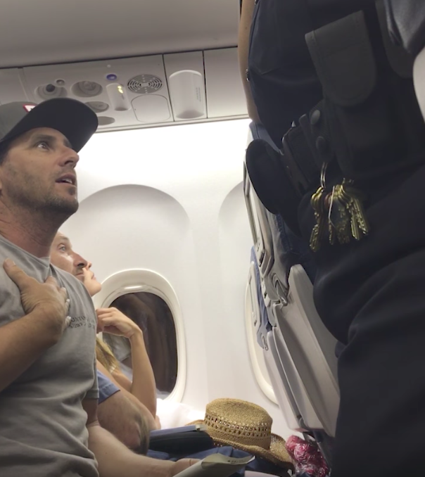 Family Says They Were Forced Off Overbooked Delta Flight Ove…