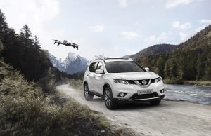 Nissan SUV Will Ship Standard With Parrot Drone