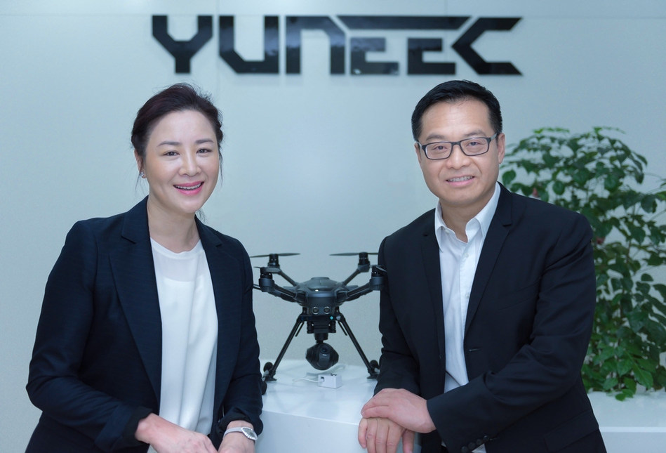 YUNEEC International appoints Jiang Hao New CEO