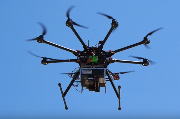 National Science Foundation Awards Grant for Drone Monitorin…
