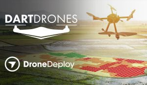 DARTdrones and DroneDeploy Announce Partnership to Train Dro…