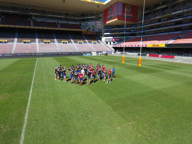 WP Rugby Uses Drones for Unique Perspective