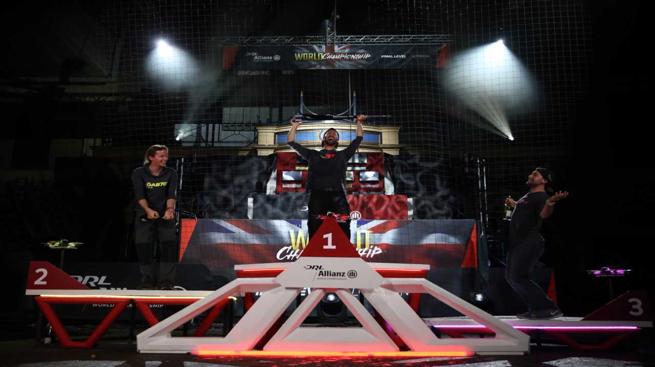 2017 Drone Racing League Champion Is Jordan 'Jet' Temkin
