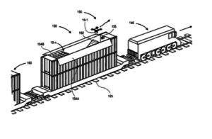 All Aboard the Drone Train: Amazon's Newest Patent for Drone…
