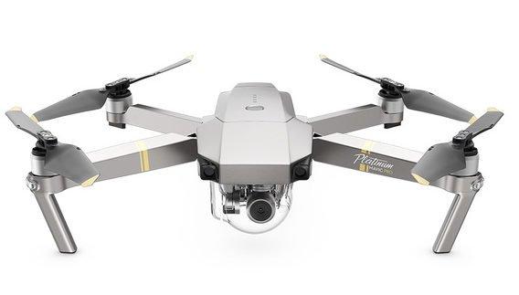 mavic pro platinum new dji drone