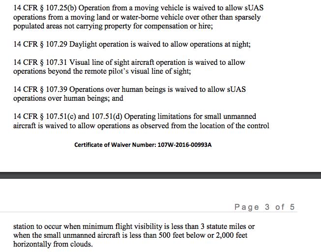flir-part-107-waivers-drone