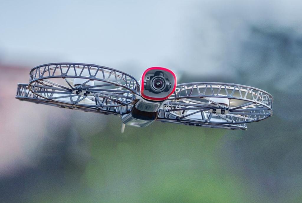 cnn part 107 waiver flights over people faa vantage robotics snap