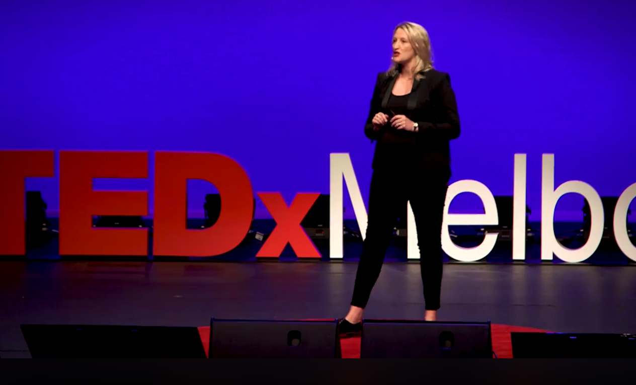 Dr. Catherine Ball on how drones can close the gap in equali…