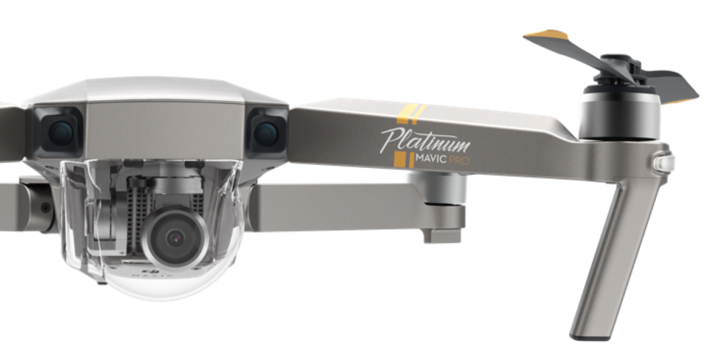 the new dji mavic pro platinum