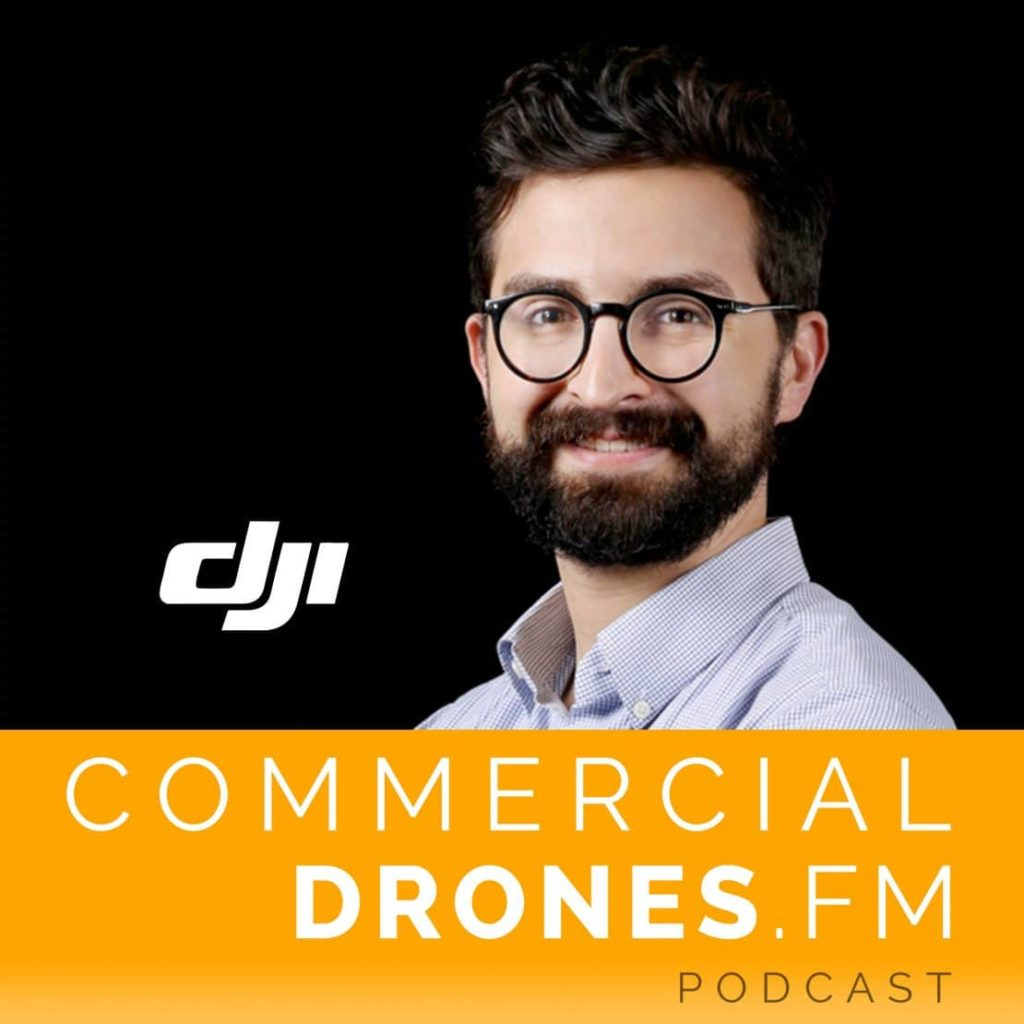 DJI's Michael Perry Talks Data Security With Commercial Dron…