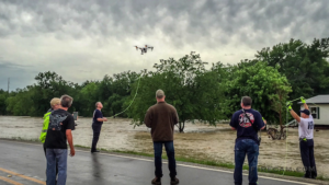 Fire Cam Sees Huge Upswing in Public-Safety Drone Demand