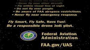 The FAA Shows a Sense of Humor: Urges Jedi Drone Operators t…