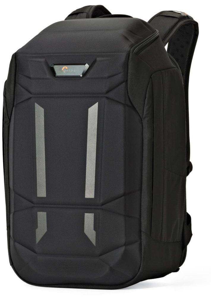 LowePro bag for carrying a drone. Drone backpack