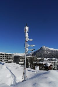 Anti-drone Firm Again Protects Davos Forum