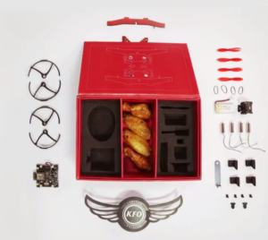 "KFC Announces ""The Flyest Meal Ever"" – Dinner and a Drone"