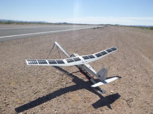 New Solar-Cell Wing Will Boost AeroVironment's Puma Drone