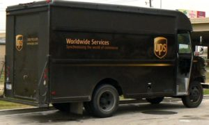 UPS Drivers Say No to Drones