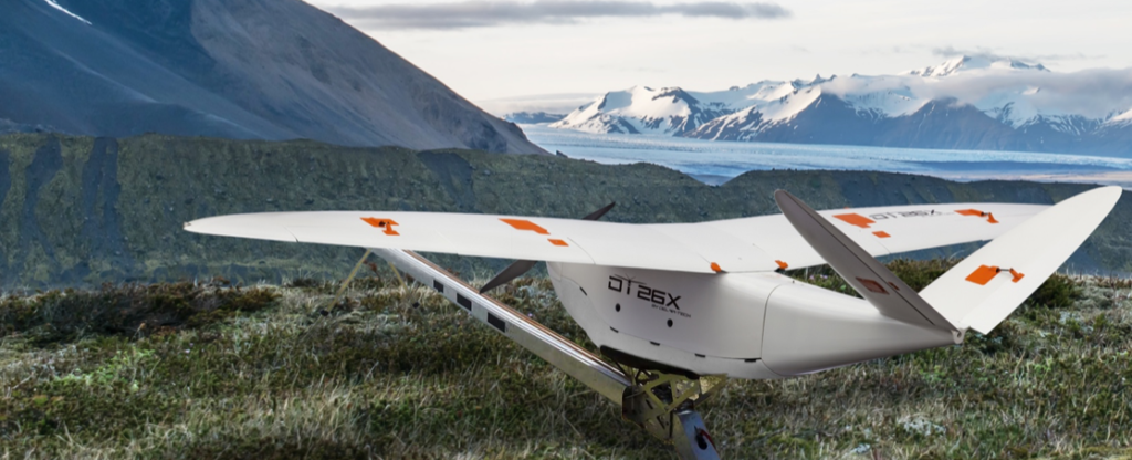 Delair Introduces New LiDAR Drone with New Industry Firsts