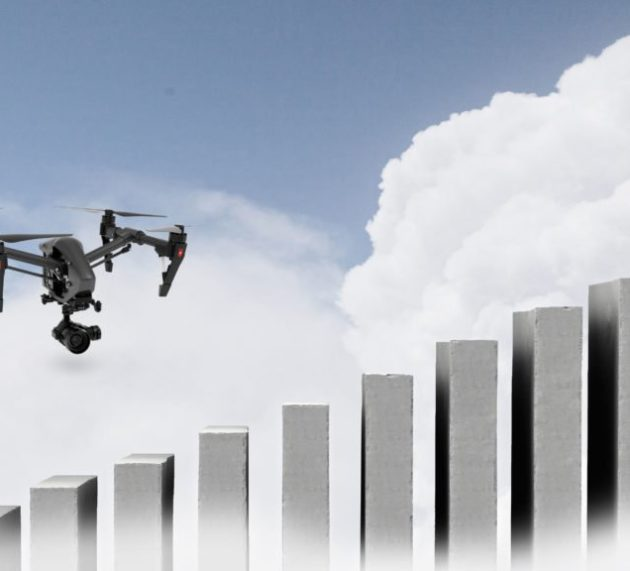 Drones are Big News: We're Growing. A Lot. (Thanks!)