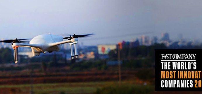 Pilotless Drones are Big News: Fast Company Names Airobotics…