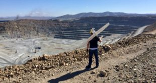 Mapping Asia's Largest Copper Ore Mine, Using Drones