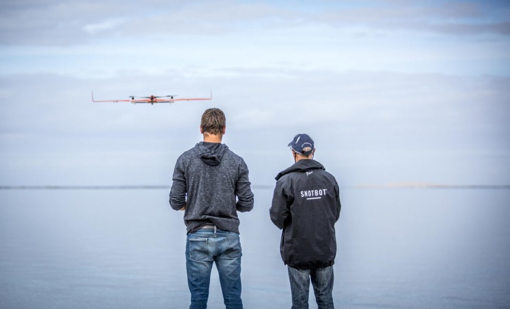Ocean Alliance and FlightWave Aero Trial Fixed-Wing Drone fo…