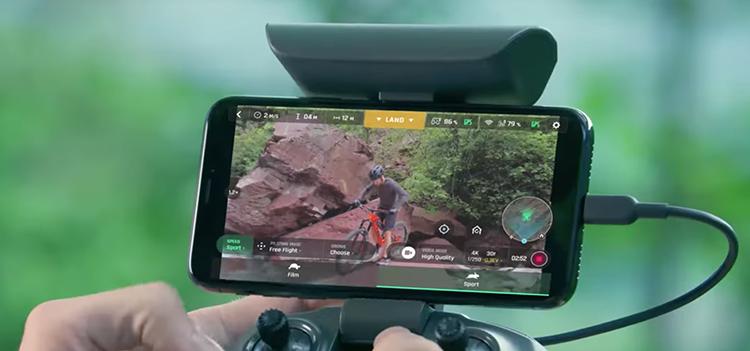 parrot-drone-controller