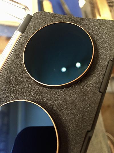 Polar Pro filters drone