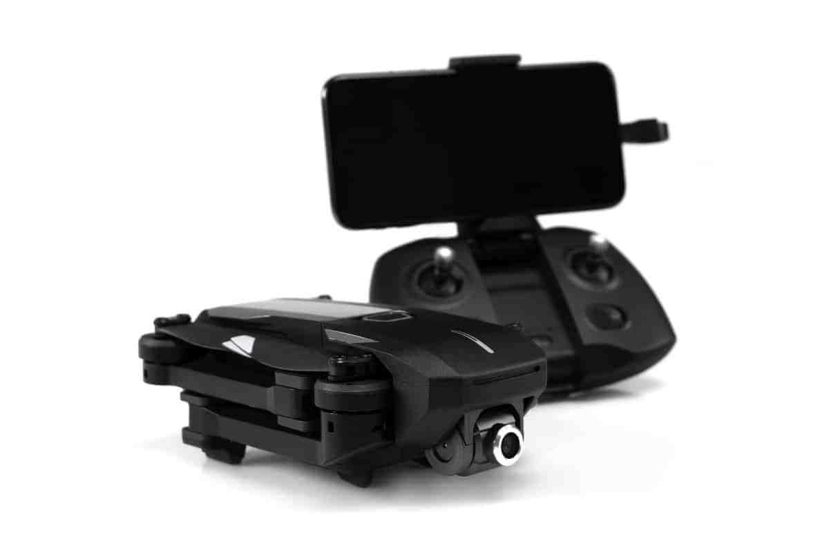 Portable Drone Mantis Q
