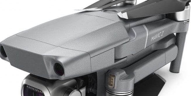 DJI Unveils Two New Drones: Mavic 2 Zoom and Mavic 2 Pro