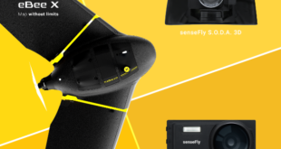 A Closer Look at senseFly's New eBee X