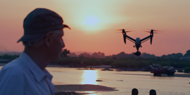 DJI Masters Series Kicks Off With Yann Arthus-Bertrand