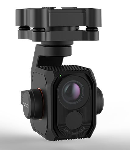yuneec new thermal camera e10t