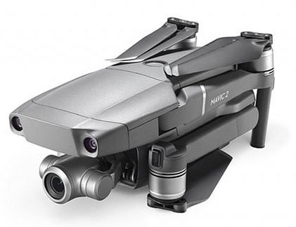 brand new DJI Mavic 2 Zoom drone leak