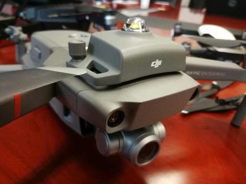 new DJI Mavic 2 Enterprise Edition leak rumor 2
